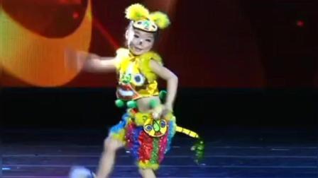 少儿舞蹈《小虎妞》
