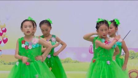 少儿舞蹈《123我爱你》