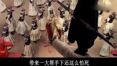 李连杰炫酷劫法场, 老太监完全不是对手!