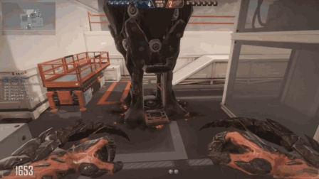 CFHD全新生化模式 僵尸用强化舱进化成超强形态 变身场面燃爆了