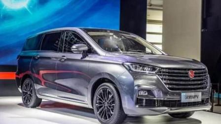 汉腾欲抢7座MPV市场, 车长达4826毫米, 性价比不输别克!
