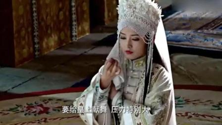 《如懿传》寒香见出场太惊艳, 李沁表示给皇上献