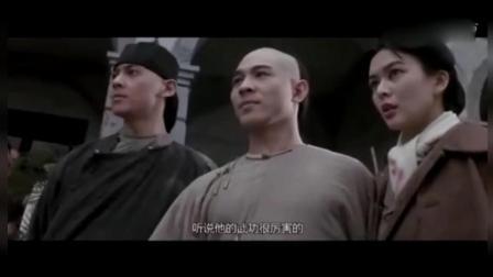 同样是黄飞鸿赵文卓和李连杰的差距就是没拿音响!