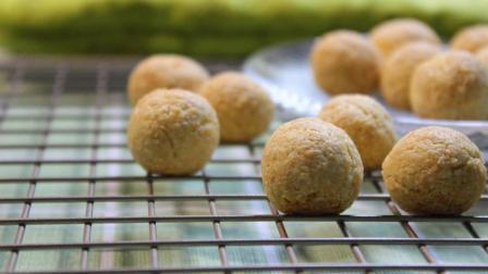 宝宝椰蓉球的制作方法 做宝宝爱吃的小零食 制作过程简单有趣