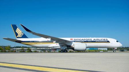 新加坡航空首架超远程型A350XWB总装纪录片
