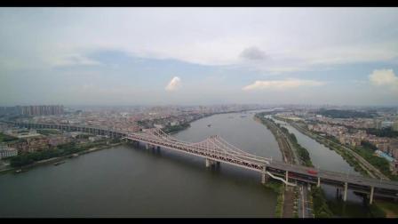 国内第一座双层桥【东莞市东江大桥】