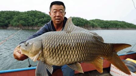 《游钓中国4》第17集 船钓第二窝点 擒获大青大鲤