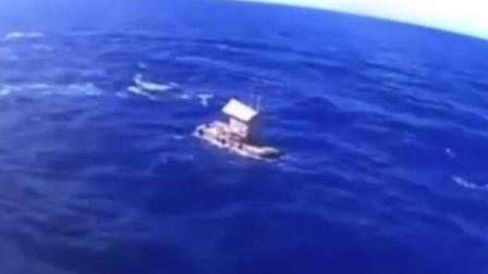 现实版《少年派》! 少年海上漂流49天靠终获救