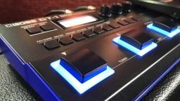 铁人音乐频道乐器测评-BOSS GT-1综合效果器
