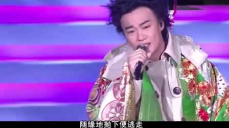 陈奕迅演唱《富士山下》 感情的投入比什么都强!