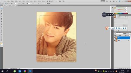 Photoshop, PS教程教学, 制作拍照边框特效教程