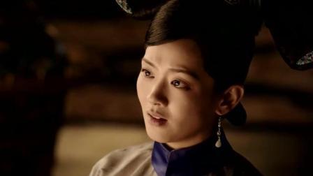 《如懿传》舒妃逼问皇上是否真心, 皇上的回答令