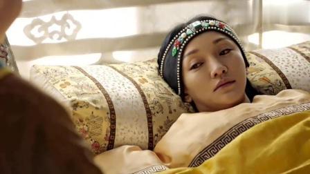 如懿传: 时隔八年, 皇帝又得公主, 霍建华又笑了
