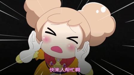 小花仙第四季: 安安变成雕像, 库库鲁变成小鸟, 他们很有爱