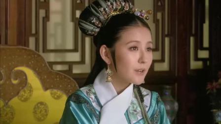 《甄嬛传》宁嫔成全自己的同时还不忘拉齐妃下水, 多亏这只猫的演技
