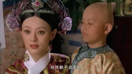 《甄嬛传》熹贵妃特意带着弘谚去看弘历, 其中的深意有谁看懂?