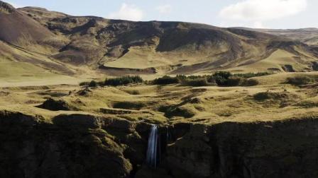 天空之城的牛人  航拍冰岛 风景如何看了就想去