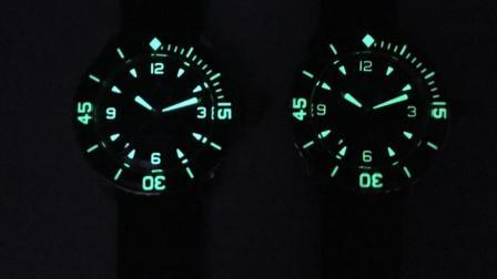 【全网首发】【带字幕】ZF厂宝珀五十噚经典款5015对比正品-三维腕表