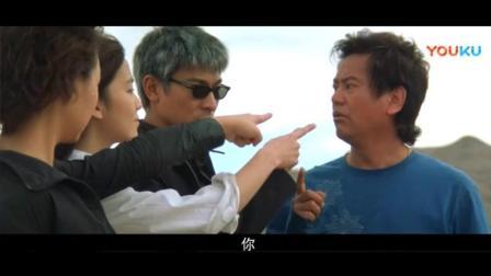 陈百祥的演技也是够拼的, 搞笑能力堪比星爷了
