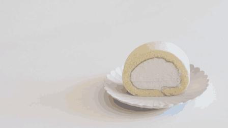美味的基础版奶油蛋糕卷, 甜点初学者也能轻松做好
