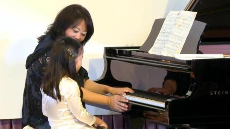 著名钢琴家茅为蕙老师钢琴教学07