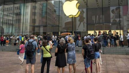 新iPhone销量超苹果预期