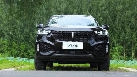 二十项智能驾驶技术的VV6有哪些黑科技? 网友说: 不仅好开还实用