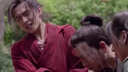 《武动乾坤》林动和林啸的父子感情的确感人! 如果没看过原著, 还是能看的