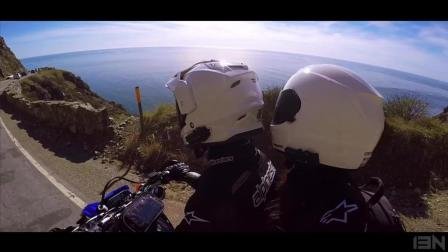 我和老婆的摩托之旅 - 從未公開的旅遊精華