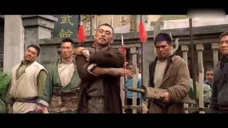 《叶问》樊少皇霸气挑战各路高手, 最后没人敢应战!