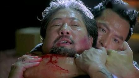 洪金宝和甄子丹这段打戏, 看多少遍都不会腻, 经典之战!