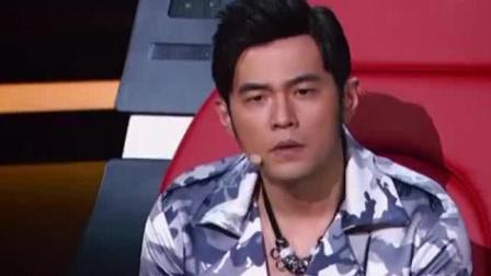 中国好声音: 当金曲奖歌后一开嗓, 5位导师都坐不住了, 这就是差距!