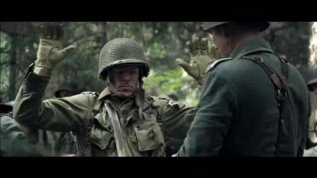 士2: 二战德军巡逻队搜素美空降兵, 伞兵天生就是被包围的