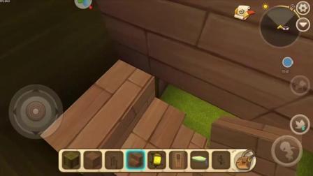 迷你世界教程 新手也会做的漂亮小木屋