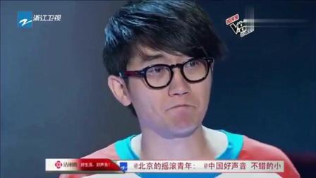 中国好声音 金志文一首《为爱痴狂》刚唱完, 杨坤伤心说他们很多太像了!