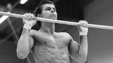 疯狂健身体能训练-体操运动员的训练