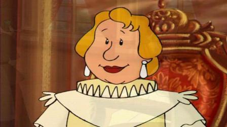 少年莫扎特 第13 千万不要吻女王陛下