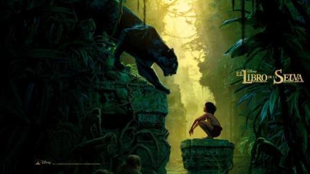 数百位特效师, 打造出一座气势恢宏的森林, 迪士尼又一次惊艳了世界!