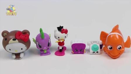 泡沫蛋筒冰淇淋   惊喜桶 惊喜蛋玩具