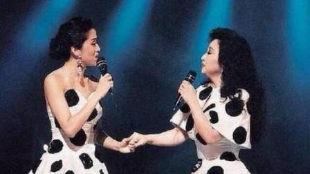 梅艳芳徐小凤共同演唱经典粤语歌曲, 声音富有磁性, 多少80后回忆