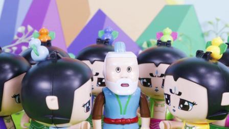 葫芦娃儿歌: 葫芦兄弟最喜欢亲爱的爷爷
