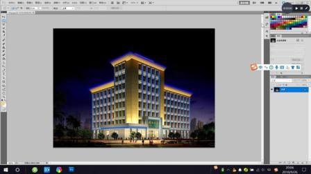 Photoshop, PS教程教学, 马赛克拼贴效果