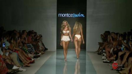 Montce 2018 巴黎时装周泳装秀, 摩登女郎展现十足女人味儿!