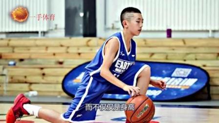 1米58却破格入选男篮, 中国的库里, 已获NBA名教肯定