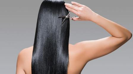 白头发根本不用染, 1个小方法, 头发自然变黑, 健康又省钱