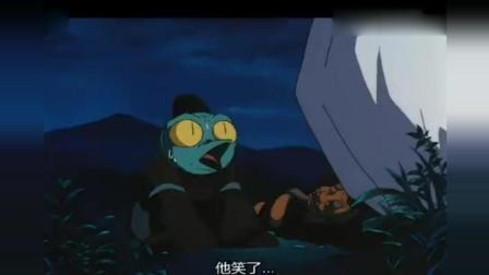 犬夜叉: 难得看到杀生丸的笑容, 邪见: 再也没有比杀生丸大人的笑更恐怖的事了