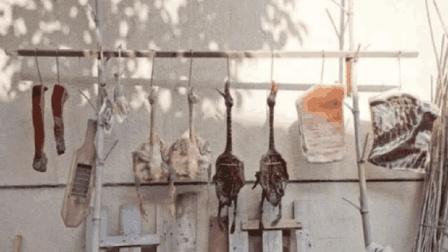 意大利华人在自家后院晒腊肉引轩然大波, 把外国邻居吓到报警
