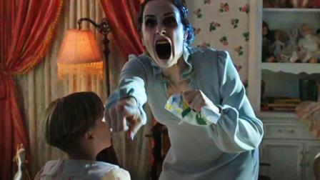 高分恐怖悬疑片《阴儿房2》, 寄生恶灵的前世今生