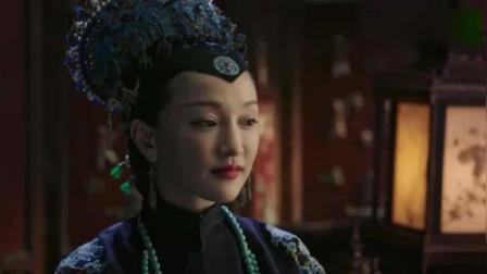 《如懿传》如懿侍女告诫她要提防炩妃, 如懿却这