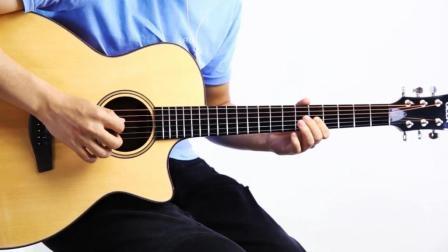 一鸣吉他教学 - BEYOND 原谅我今天【尾奏】